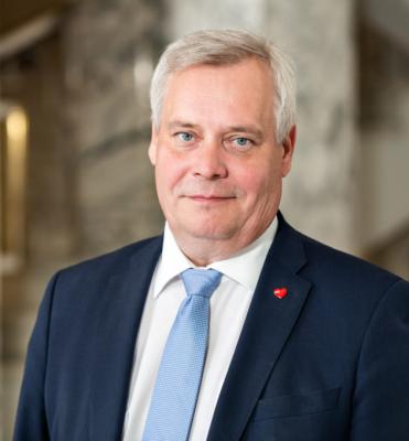 Rintakuva Antti Rinteestä
