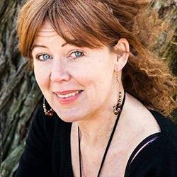 Anita Wendelin. Kuvaaja Anna Autio.
